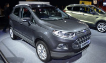 Ford EcoSport ra mắt tại Paris Motor Show 2012