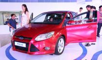 Ford ra mắt 2 mẫu xe chủ lực tại triển lãm Ô tô Việt Nam 2012