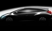 Honda Civic có thêm bản wagon