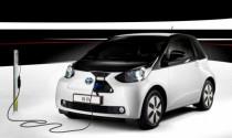 Toyota iQ EV - xe điện thuần túy sắp ra mắt