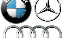 BMW và Audi lấn lướt Mercedes về doanh số