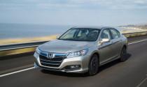 Honda Accord hybrid có thể được sản xuất tại Mỹ vào năm 2015