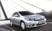Lái thử xe Civic và CR-V trúng Honda SH