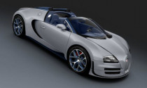 Bugatti Veyron Grand Sport Vitesse Rafale có giá 2.5 triệu USD