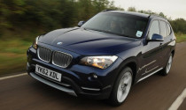 BMW X1, bình mới rượu cũ