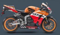 Honda CBR600RR 2013 - an toàn hơn với ABS