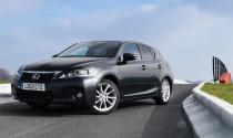 Lexus CT 200h đã có phiên bản Advance
