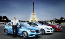 Mercedes A-Class nhận được 90.000 đơn đặt hàng