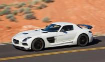 Mercedes SLS AMG Black Series 2014 chính thức ra mắt