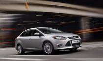 Ford Focus nhận giải chiếc xe an toàn nhất