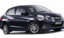 Honda Amaze – chiếc sedan giá rẻ