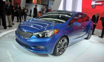 Kia Forte 2014 chính ra mắt công chúng