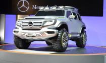 Mercedes Ener-G Force hiện thân của G-Class trong tương lai