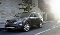 Hyundai Santa Fe 2013 – to hơn, mạnh hơn