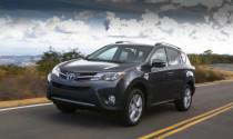 Toyota RAV4 2013 sẽ chưa có bản hybrid
