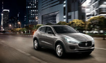 Maserati trở lại phân khúc SUV hạng sang