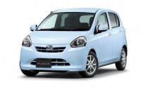 Subaru Pleo Plus - xe giá rẻ, tiết kiệm nhiên liệu