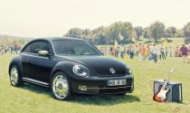 """Chú """"bọ"""" đặc biệt VW Beetle Fender ra mắt công chúng"""