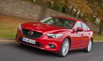 Mazda6 2014 có giá 20.880 USD tại Mỹ