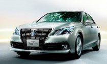 Toyota ra mắt Crown 2013 tại Nhật Bản