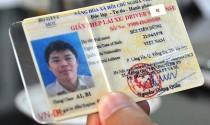 TP.HCM: cấp giấy phép lái xe bằng thẻ nhựa