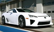 Lexus LFA Roadster sẽ không ra mắt trong năm nay