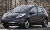Nissan giới thiệu phiên bản cập nhật của EV Leaf