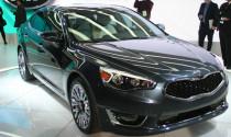 Cadenza 2014 – chiếc sedan hạng sang của Kia