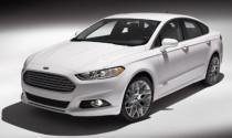 Ford Fusion Energi plug-in chỉ tiêu tốn 2.3 lít/100km