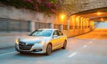 Honda Accord Plug-In Hybrid – siêu tiết kiệm nhiên liệu