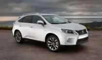 Lexus mang mẫu SUV cỡ nhỏ tới Tokyo 2013