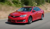 Toyota Camry sẽ vẫn có động cơ V6
