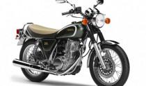 Yamaha tung ra phiên bản kỷ niệm dòng SR400