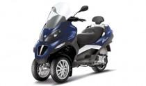 Piaggio MP3 400 – motor 3 bánh tiện dụng