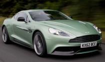 Aston Martin Vanquish 2013 nhận giải chiếc xe đẹp nhất năm