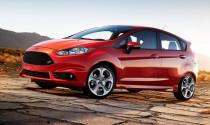 Ford mang Fiesta ST và Transit Connect tới SEMA 2013