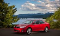 Toyota Camry 2013 được nâng cấp