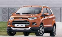 Ford Ecosport SUV sẵn sàng đi vào sản xuất