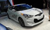 Hyundai Veloster RE: MIX Edition có giá từ 20.845 USD