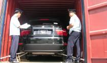Ngăn chặn nhiều xe ô tô hồi hương NK có dấu hiệu bất thường