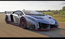 Lamborghini Veneno – hiếm và đắt