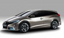 Xem trước Honda Civic Wagon Concept
