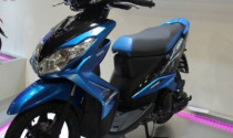 "Yamaha ""thai nghén""  xe tay ga mới"