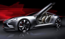 Hyundai HND-9 Concept sẽ thay thế Genesis Coupe