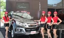 Isuzu D-Max 2013 đã có mặt tại Việt Nam