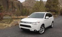 Mitsubishi xem xét sản xuất mẫu SUV và sedan mới
