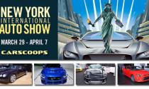 Tuần 4/3: Xe mới đổ bộ New York Auto Show 2013