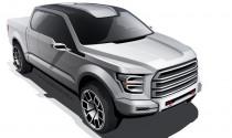Ford giới thiệu bản xem trước của F-150 trong tương lai