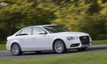 Audi A4 2014 - nhẹ hơn, phong cách hơn