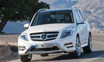 Mercedes GLK có thêm động cơ 4 xi lanh